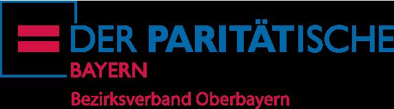 Logo - Der Paritätische Bayern Bezirksverband Oberbayern